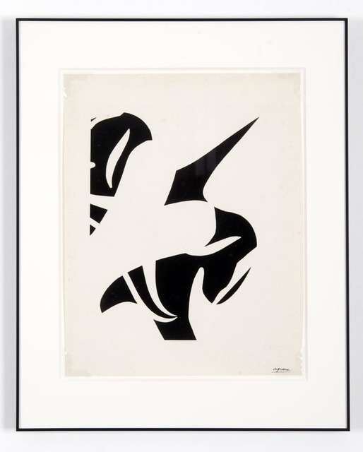 , 'Expresionismo concreto No. 2,' 1967, Sammer Gallery LLC