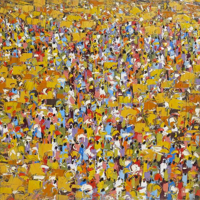 , 'Market dynamics - 4,' 2014, Christopher Moller Gallery