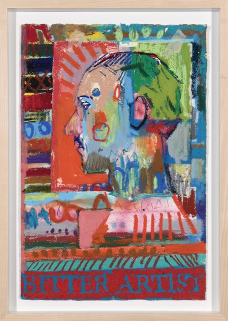 , 'Bitter Artist,' 2018, Christopher Moller Gallery
