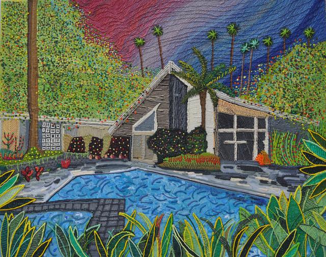 , 'Backyard Daydreams,' 2016-2017, Craig Krull Gallery