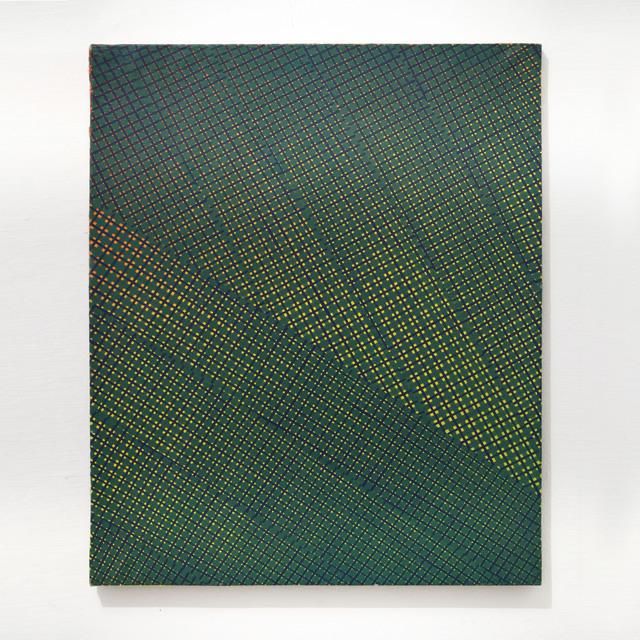 , 'Spazio totale 1955: divergenze simultanee drammatiche,' 1955, A arte Invernizzi