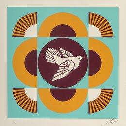 Dove Geometric, set of three