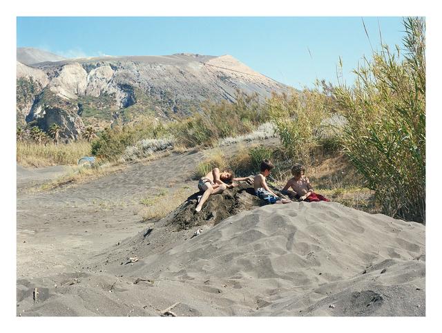, 'Three Kids, Vulcano Island,' 2013, Benrubi Gallery