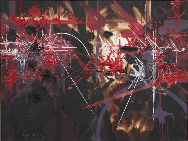 , 'Certitude vindictive,' 1987, TAG TheArtGallery