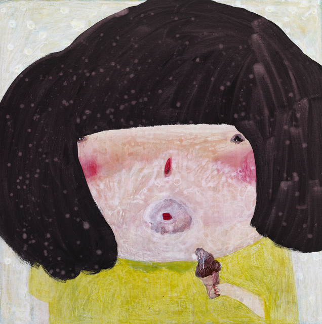 LO Chiao-Ling, ' Chocolate Icecream', 2009, Liang Gallery