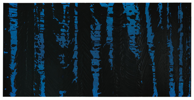 , 'Table d'harmonies II En Primary blue,' 2015, Custot Gallery Dubai