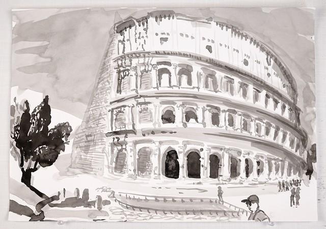 , 'Colosseum,' 2017, Zeitgeist