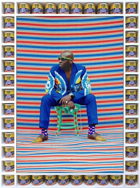, 'Michael Garnette Sittin',' 2014, Vigo Gallery