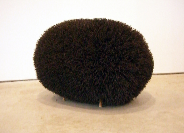 , 'Brush Blp,' 1988, David Nolan Gallery