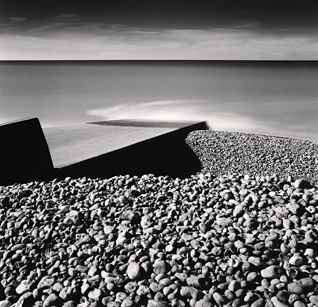 Michael Kenna, 'Pebble Beach, Ault, Picardy, France', 2009, Weston Gallery