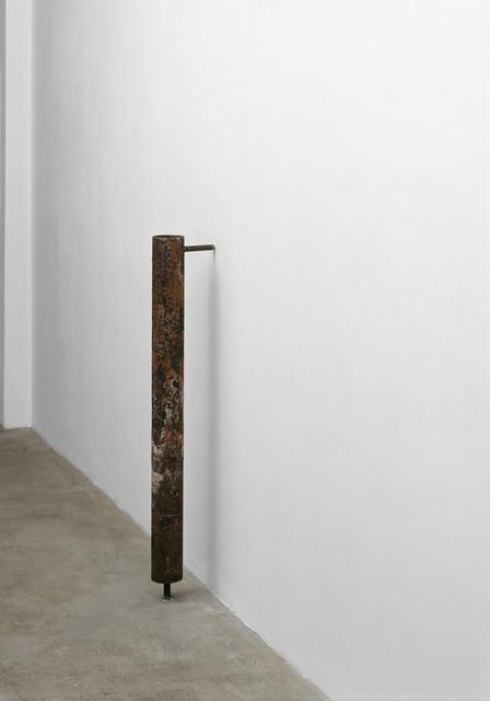 , 'ø 10,2 x 116 x 21,' 1991, Galerie Isabella Czarnowska
