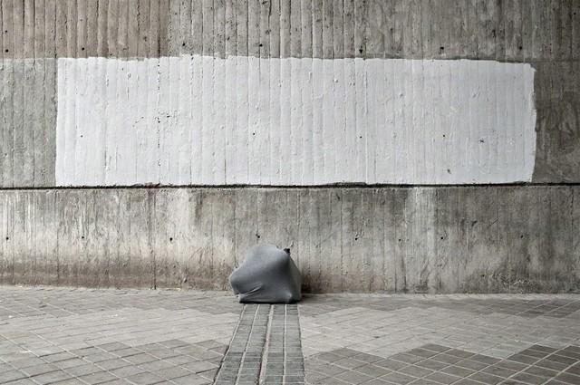 Verónica Vicente, 'Una estrategia de la apariencia, 5', 2011, Espacio Líquido La Gran