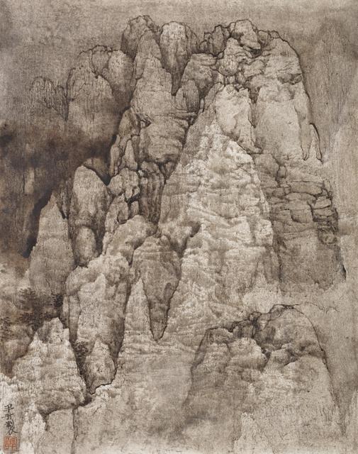 , 'Mind Landscape Series No. 8  胸中丘壑系列8號,' 2016, Rasti Chinese Art