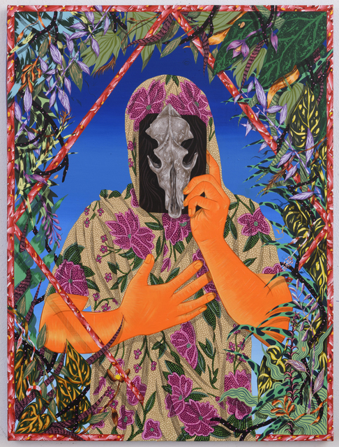 , 'Veneer,' 2017, Shulamit Nazarian