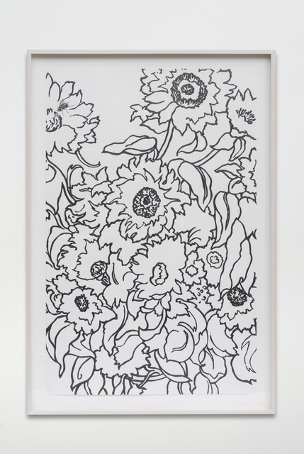 , 'Bouquet (For Claude),' 2017, PRAZ-DELAVALLADE