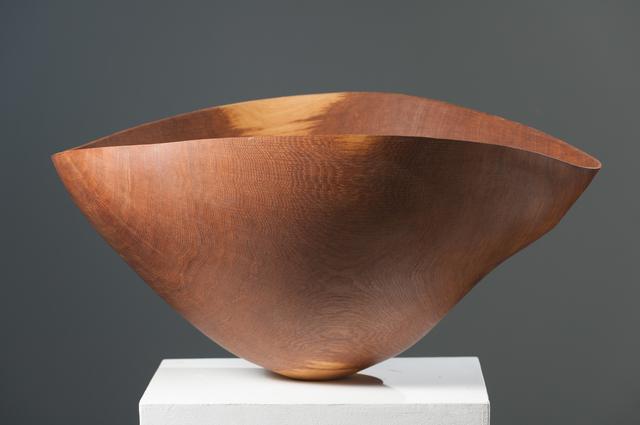 Anthony Bryant, 'Large Brown Oak Vessel ', 2000, Bentley Gallery