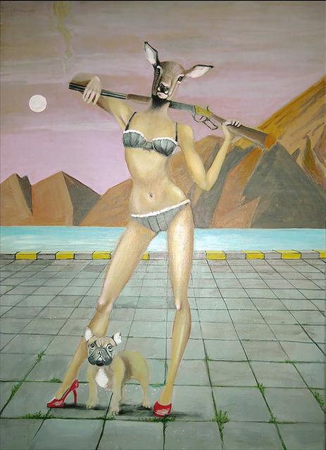 , 'Hunterin,' 2015, Art Jed Gallery