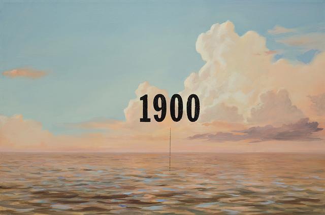 , 'Fathom Seascape no. 9,' 2015, Lazinc