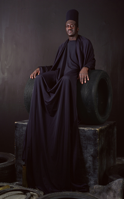 , 'Black Throne,' 2017, Mariane Ibrahim Gallery