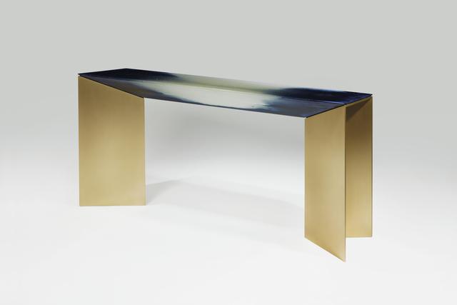 , 'Console Bosphore,' 2016, Galerie Negropontes