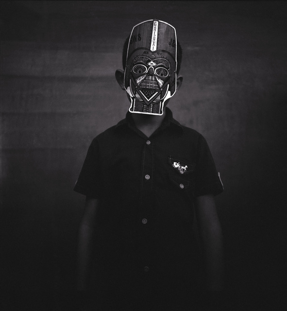 Michael Somoroff, 'Mask', 1983, Galerie Julian Sander