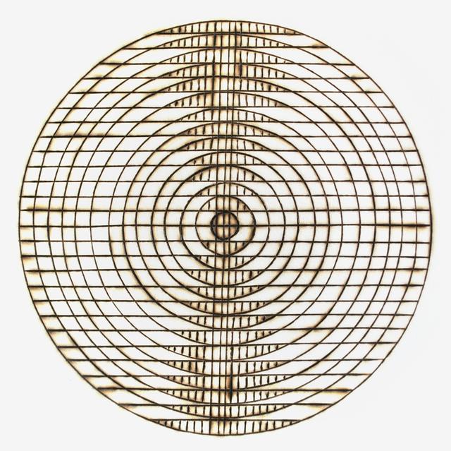 Katrine Hildebrandt-Hussey, 'Roundel 1', 2017, Uprise Art
