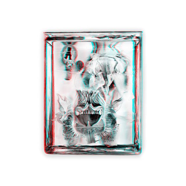 , 'Cynara cardunculus,' 2019, Gudberg Nerger