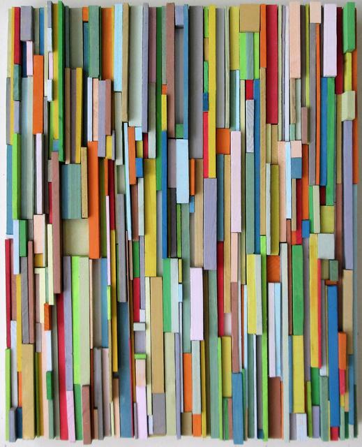 , 'Tutti-Frutti,' 2017, Carrie Haddad Gallery