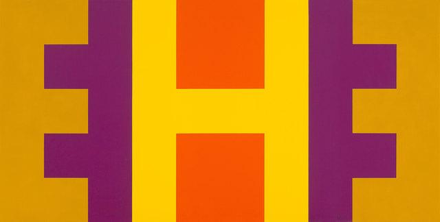 , '#9,' 1965, David Klein Gallery