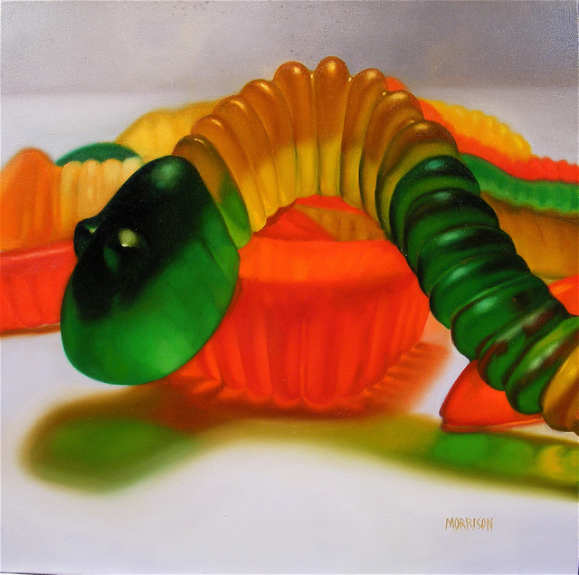 , 'Gummy Worms,' 2009, Woodward Gallery