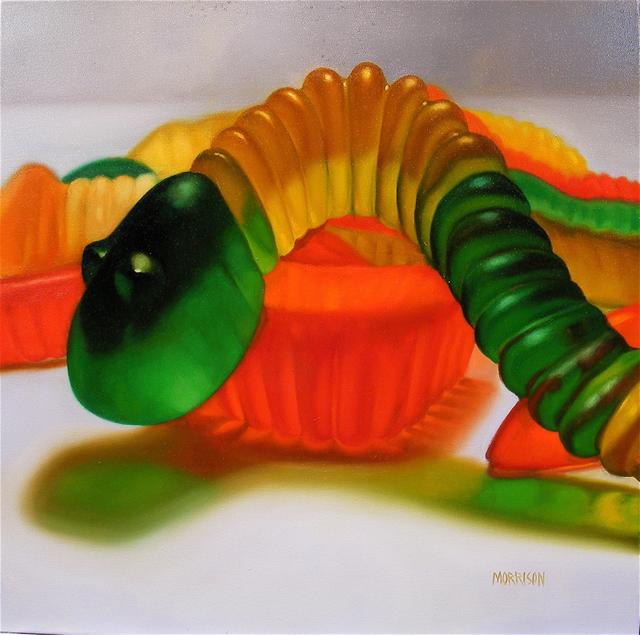 , 'Gummy Worms,' 2009, Woodward Gallery