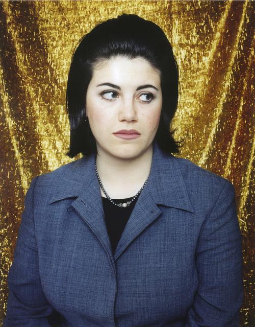 , 'Monica Lewinsky ,' 2001, Murray White Room