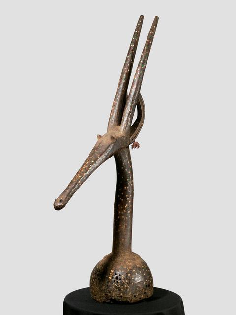 , 'Headdress (Adoné),' 20th century , Princeton University Art Museum