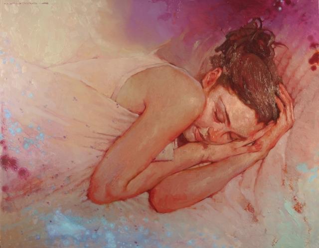 ", '""Caught in a Dream"",' 2016, Bonner David Galleries"