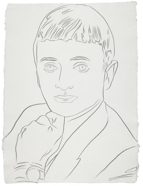 Andy Warhol, 'JACQUES BELLINI', 1983, Galerie des Modernes