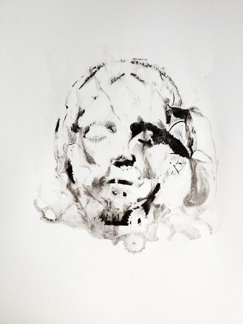 , 'De la Desconocida del Sena y otras Ofelias - V,' 2013, Oficina #1