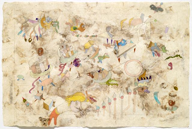 , 'Drawing Series #3,' 2016, Gallery Chosun
