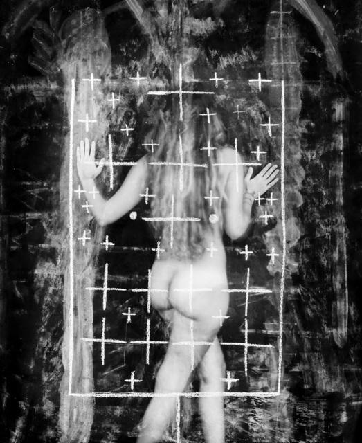 , 'AMAZIGH, Aouchem, croix,' 2017, Galerie 127