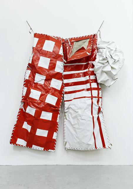 , '03109 (grosse Hose),' 2003, Galerie Bob van Orsouw