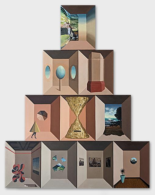 , 'El salón de los caprichos,' 2019, Casa Triângulo