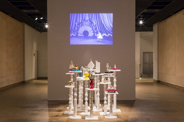 , 'The Monument and the Child (2),' 2010, RAMPA