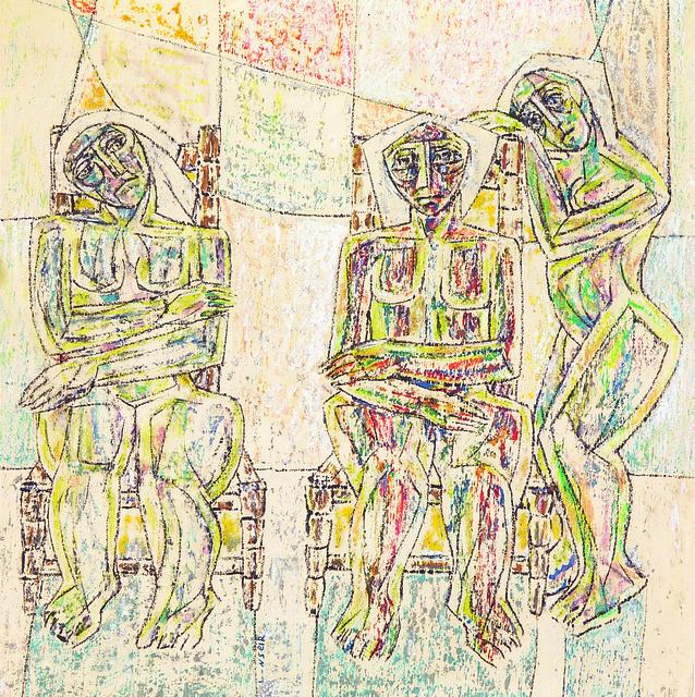 , 'The Family,' 1988, Ayyam Gallery