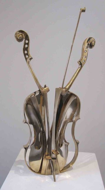 , 'VIOLON VENICE,' 2004, Mark Hachem Gallery