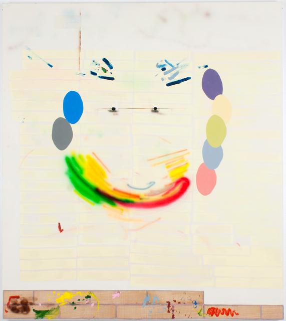 , 'Nutshell 10-15,' 2018, Hamiltonian Gallery