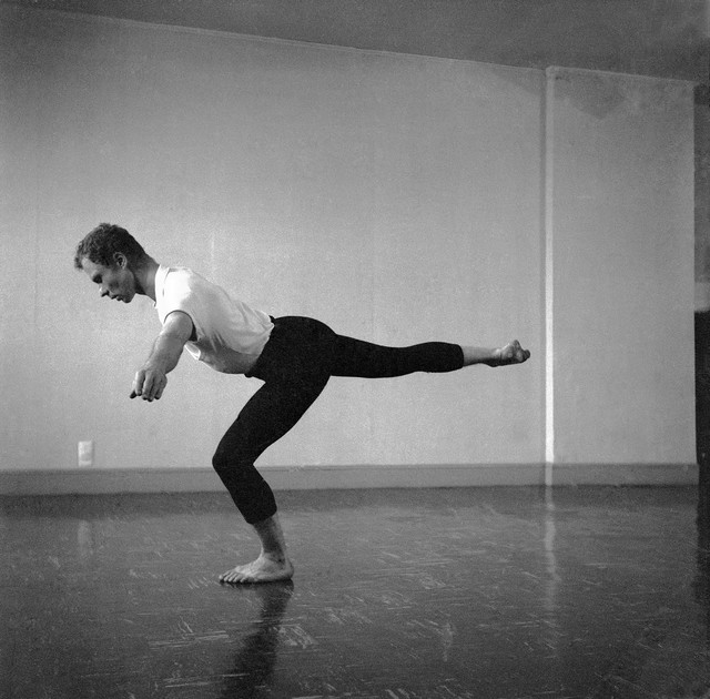 Robert Rauschenberg, 'Untitled [Merce (III)]', 1953, Robert Rauschenberg Foundation