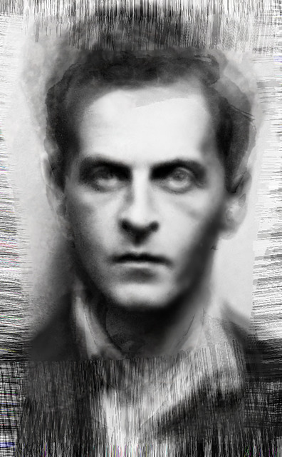 , 'Thought - All known photographs of Wittgenstein,' 2014, Ministry of Nomads