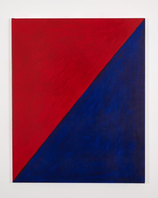 , 'S.T. 016,' 2018, Galerie Greta Meert