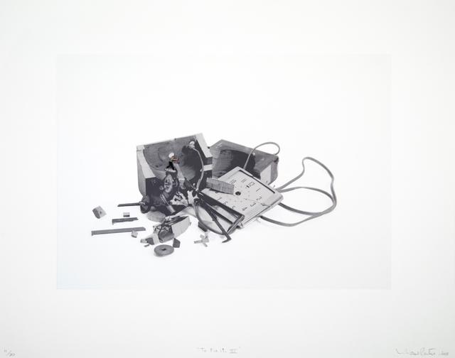 , 'To Fix It III,' 2018, Polígrafa Obra Gráfica