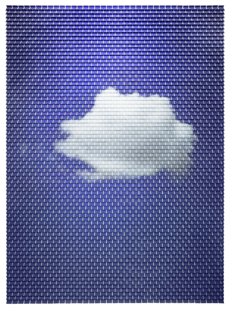 , 'Polarized Cloud No. 4,' 2013, Bryce Wolkowitz Gallery