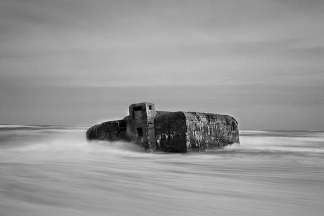 ", 'Vigsø, from the series ""Atlantic Wall"",' , Kahmann Gallery"